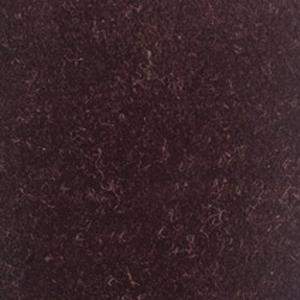 Velour dunkelbraun