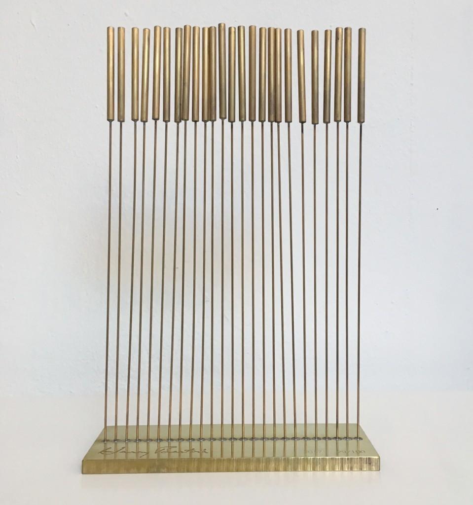 Bertoia-skulptur