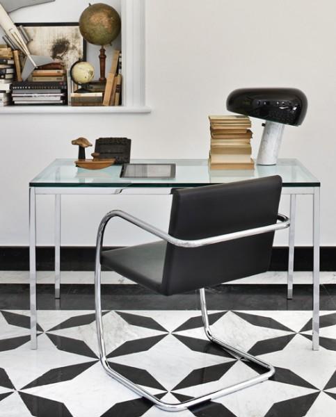 Florence-Knoll-Schreibtisch-Knoll-International