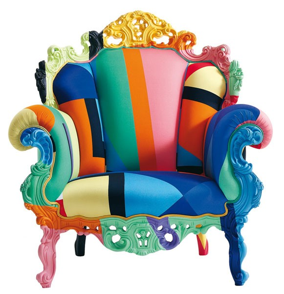 Proust-Chair-Geometrica-Alessandro-Mendini-Cappellini