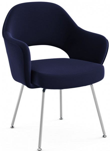 Knoll-Saarinen-Conference-Arm Chair-71
