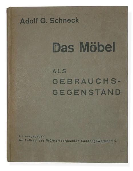 Adolf-Gustav-Schneck-Das-Möbel-als-Gebrauchsgegenstand