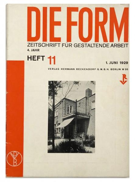 Walter-Drexel-Die-Form
