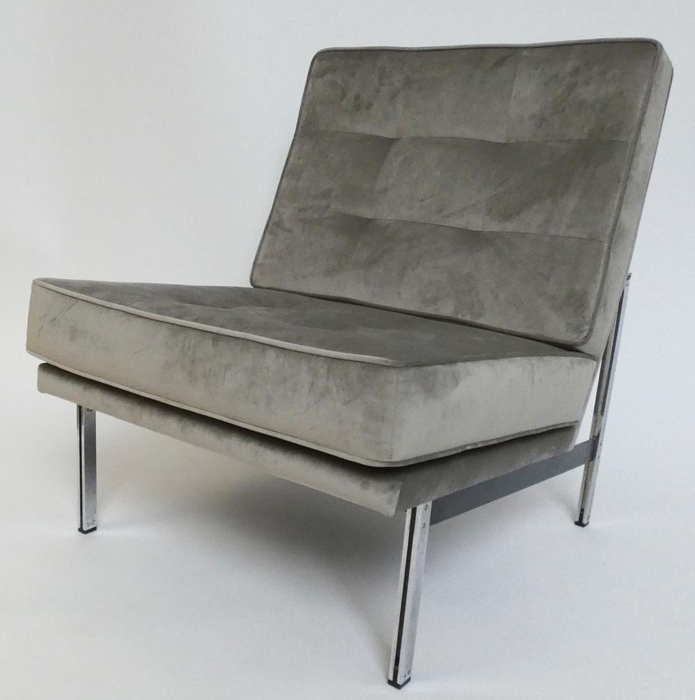 knoll parallel bar lounge chair 51 von florence knoll i knoll rh markanto de