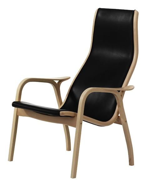 Lamino-Chair-Leder-Yngve-Ekström-Swedese