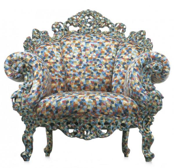 Proust Chair Alessandro Mendini Cappellini