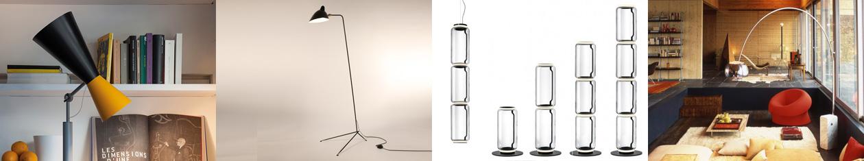 Designer-stehlampe