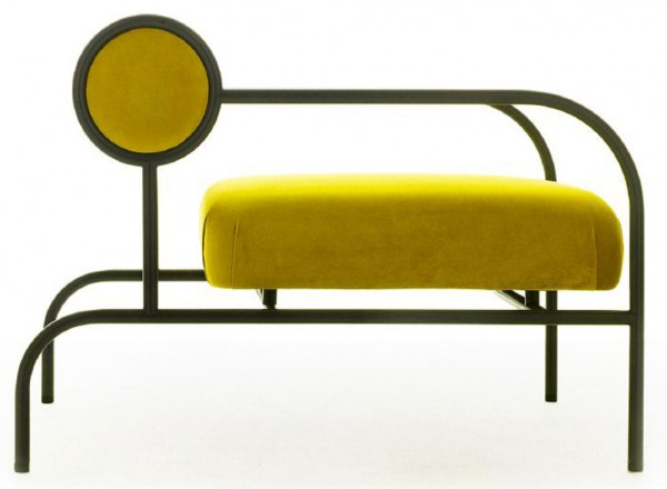 Shiro-Kuramata-Sofa-with-Arms-black-edition-Cappellini