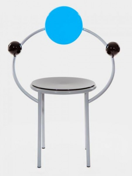 First-Chair-Michele-de-Lucchi-Memphis