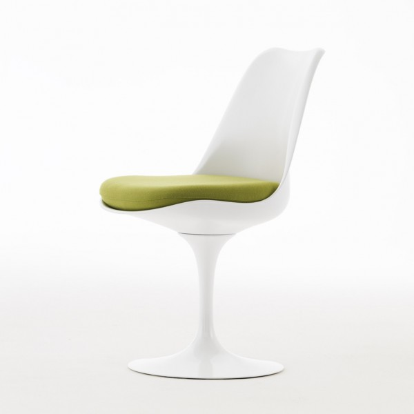 Knoll-Saarinen-Tulip-Side-Chair, Knoll-Saarinen-Tulip-Chair,-Knoll-Saarinen-Tulpenstuhl