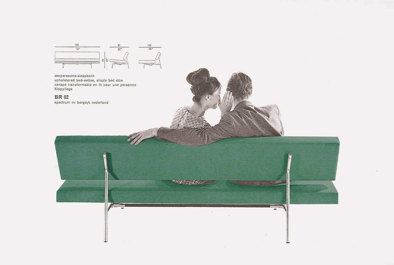 Martin Visser Sofa