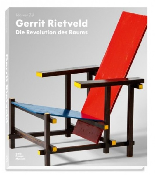 Gerrit-Rietveld-Die-Revolution-des-Raums-Katalog-Vitra-Design-Museum