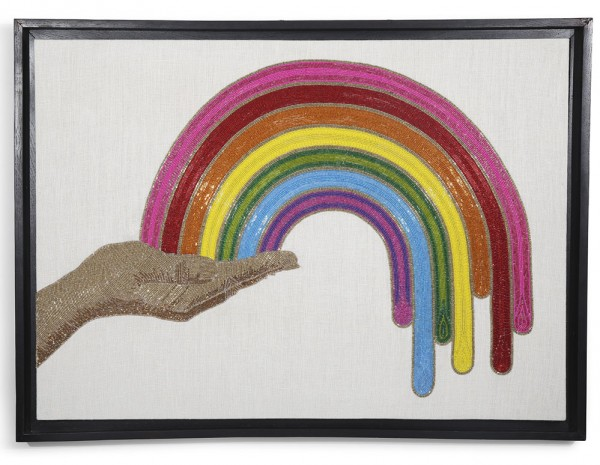 Jonathan-Adler-rainbow-wall-art
