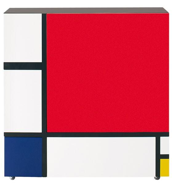 Hommage-an-Mondrian-2-Shiro-Kuramata-Cappellini