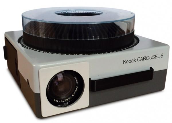 Kodak-Carousel-Diaprojektor-Hans-Gugelot