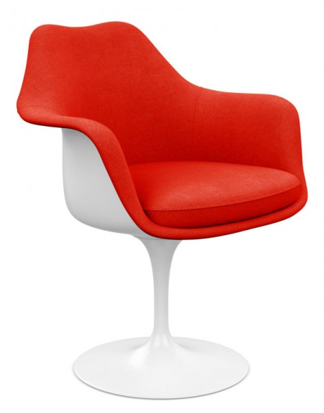 Knoll-Saarinen-Tulip-arm-Chair-Knoll-Saarinen-Tulpenstuhl