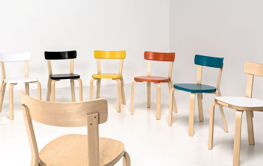 Artek_69_chairs_Paimio_edition_559ccec8ed19e7
