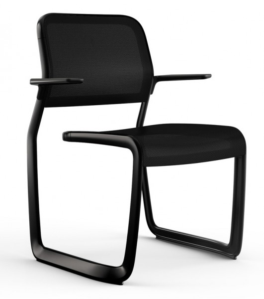 Marc-Newson-aluminium-chair-Chair-Knoll