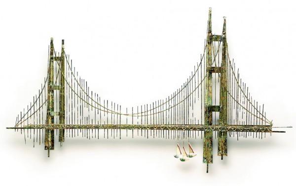 Bridge-Wandskulptur-Curtis-Jere-Artisan-House