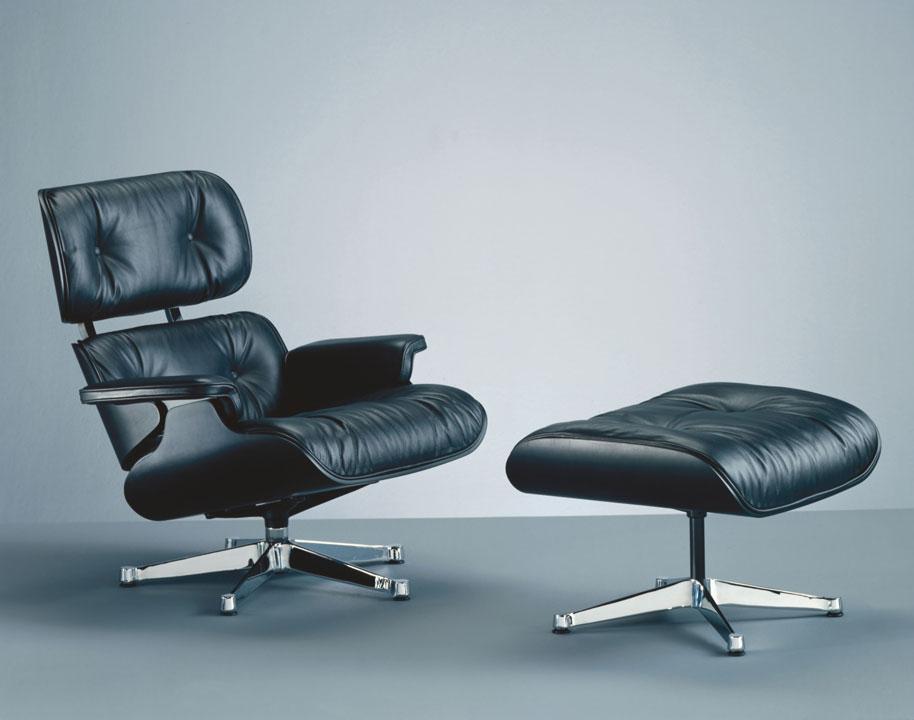 der eames lounge chair von vitra ein objekt der. Black Bedroom Furniture Sets. Home Design Ideas