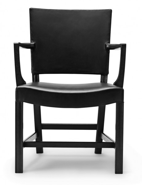 The-Red-chair-Kaare-Klint-Carl-Hansen