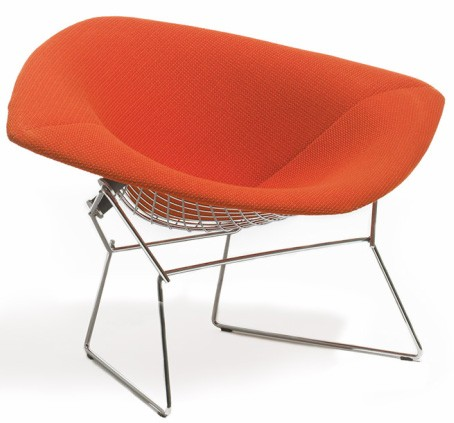 Knoll-Bertoia-Diamond-Chair-422-Polsterung