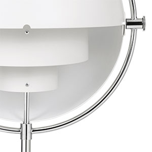Multi-Lite Chrom/Weiß