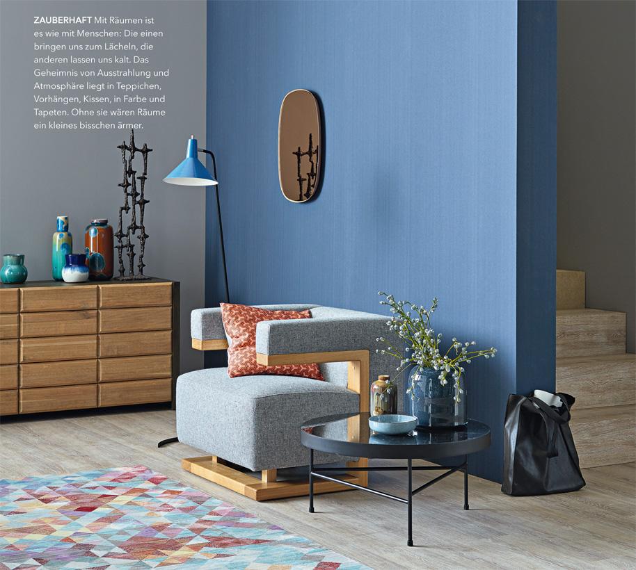 markanto im sch ner wohnen kollektion magazin 2017 markanto. Black Bedroom Furniture Sets. Home Design Ideas