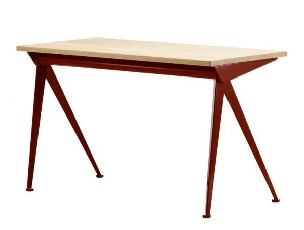 Vitra-Prouve-Compas-Direction-Schreibtisch