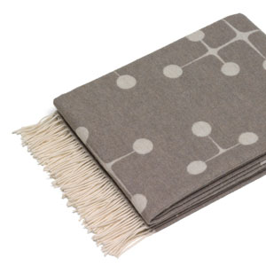 Eames Wool Blanket taupe
