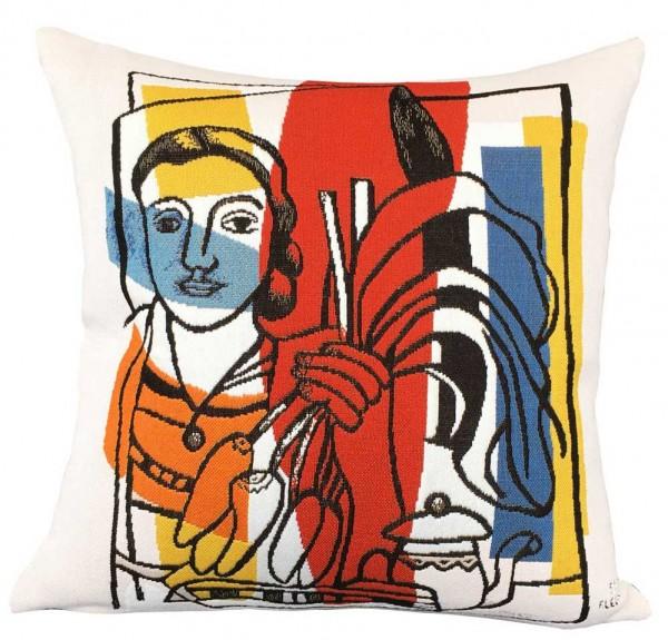 Fernand-Léger-Kissen-Jules-Pansu