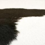 Kuhfell schwarz-weiß gefleckt