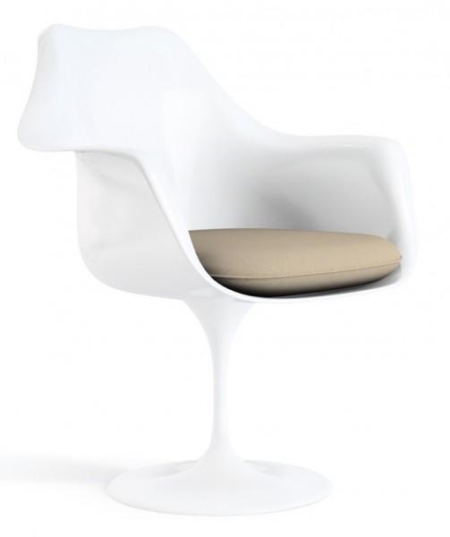 Knoll-Saarinen-Tulip-arm-Chair-Knoll-Saarinen-Tulpenstuhl