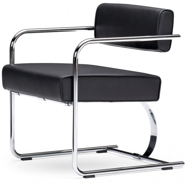 Richard-Neutra-Cantilever Chair-Steel