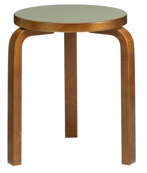 Hocker 60-walnut-stool-60-Alvar-Aalto-Artek