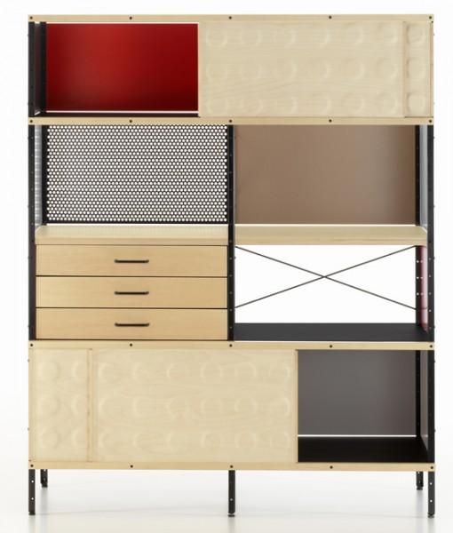 Eames-vitra-Bücherschrank-Eames-Storage-Unit