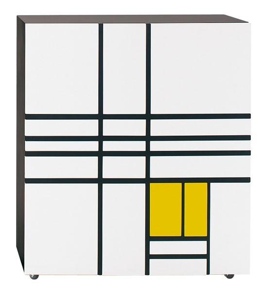 Hommage-an-Mondrian-1-Shiro-Kuramata-Cappellini