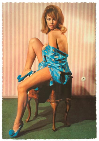 Collection-of-Pin-Up-Postcards