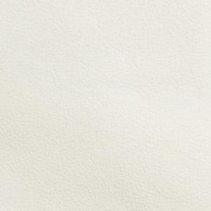 Sitzkissen Leder weiß
