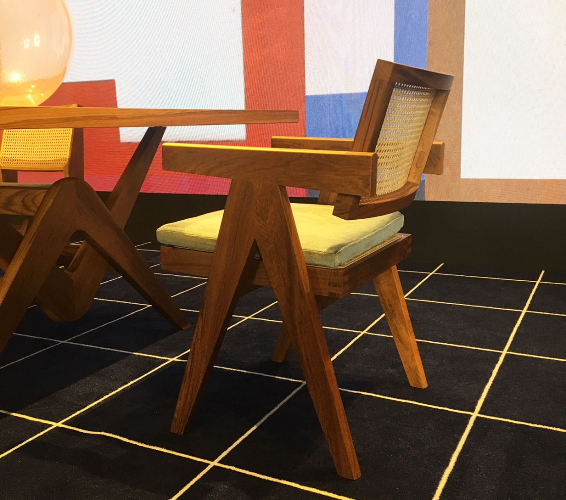 Cassina-Hommage-Pierre-Jeanneret