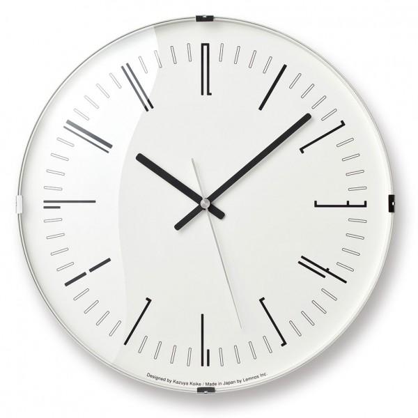 Lemnos-Draw-Wall-Clock-Dome