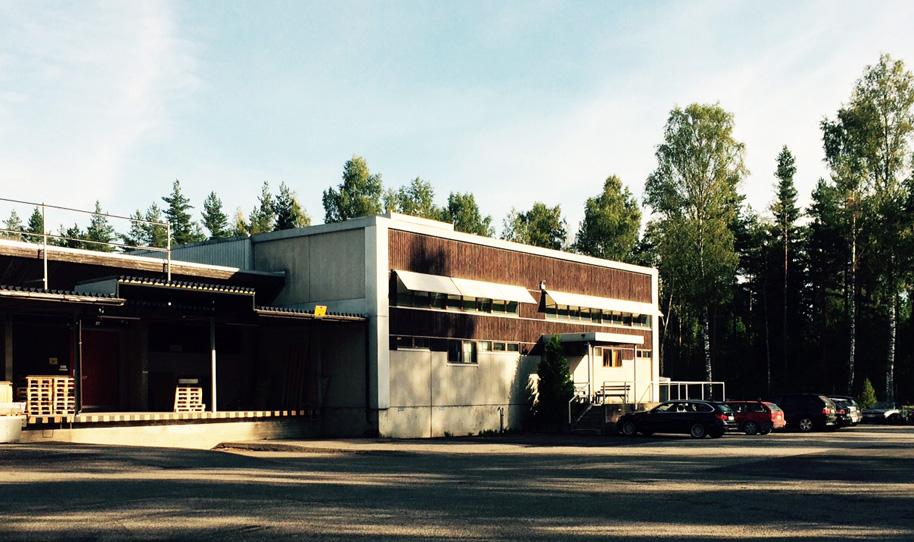 Das Artek Werk in Turku