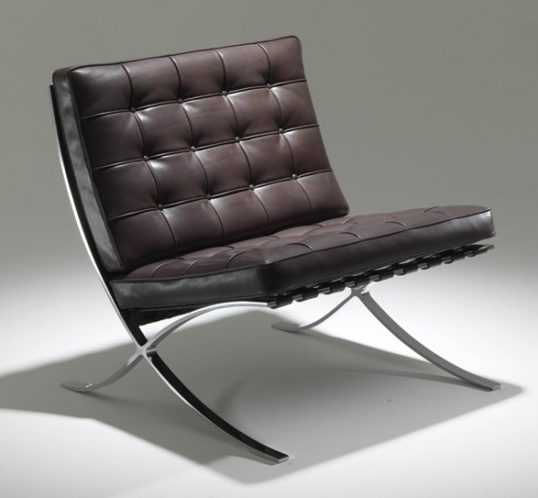Knoll Barcelona Sessel Relax Von Ludwig Mies Van Der Rohe I Knoll