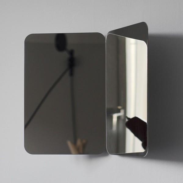 Wandspiegel 124° Small