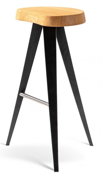 Charlotte-Perriand-Mexique-bar-stool-Cassina