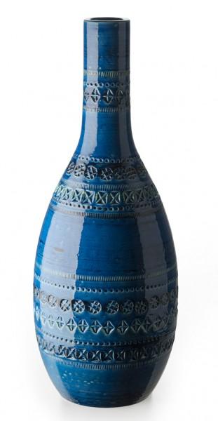 Bitossi-Rimini-Blu-Vase-201