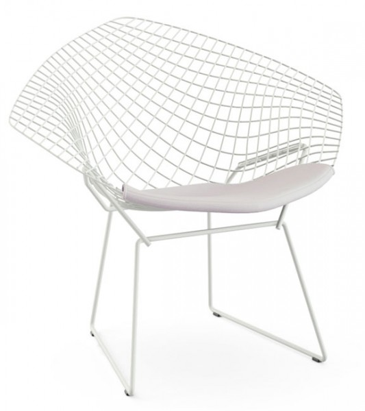 Knoll-Diamond-Chair-421, Bertoia-Sessel-421
