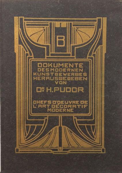 Peter Behrens-Dokumente-des-modernen-Kunstgewerbes