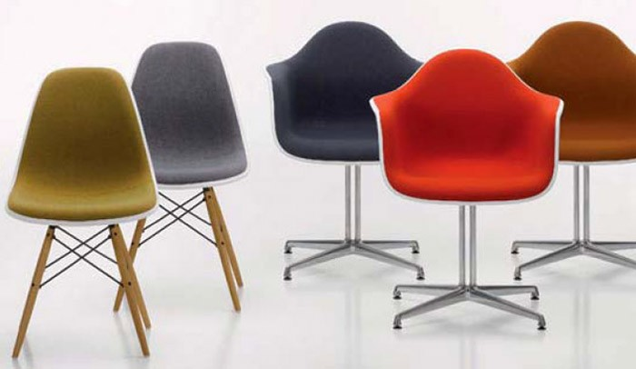 Eames-Plastic-Chairs-Vollpolster