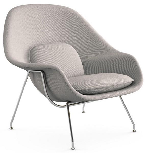 Womb-Chair-Relax-Saarinen-Knoll-international